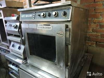 торговое оборудование Печь alto shaam N350
