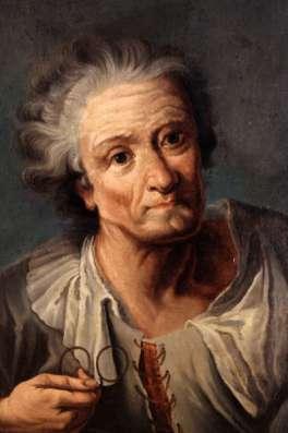 Антикварный портрет