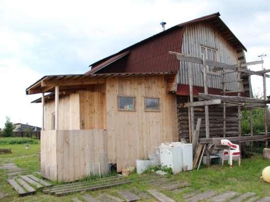 Продаётся земельный участок 8,6 сотки, 2-этажный дом 73 м² в Тюмени Фото 3