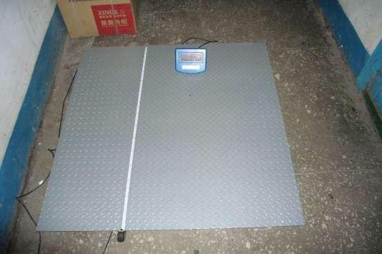 Весы для склада в г. Петропавловск Фото 1