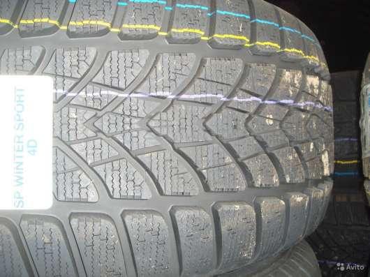 Новые липучки Dunlop 235 50 R18 Winter Sport 4D