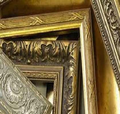 Багет (рамы) для картин, зеркал и вышивки в Санкт-Петербурге Фото 1