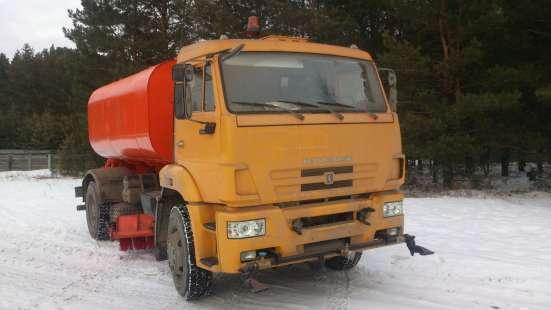 Поливомоечное оборудование ТМ-7,0ПМ