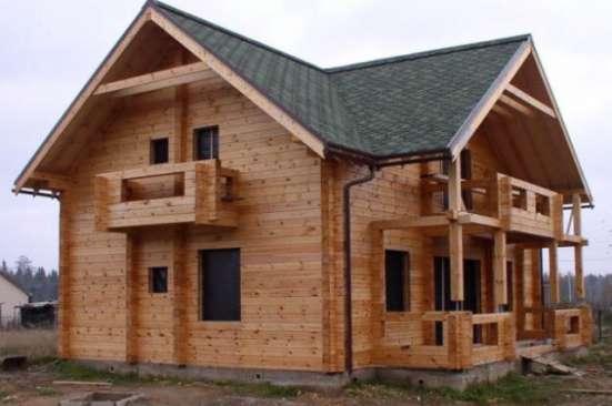 Профилированный брус, производство и строительство домов под в Уфе Фото 2