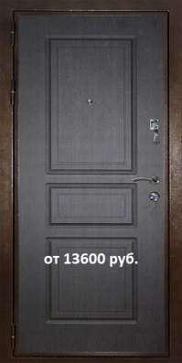Двери стальные