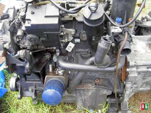 2.1 td 12V, двигатель P8C (XUD11BTE)1-ой комплектности