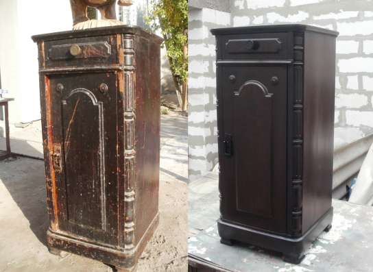 Ремонт и реставрация мебели в г. Одесса Фото 2