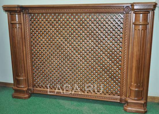 Изготовление декоративных решеток и экранов на радиаторы в г. Шымкент Фото 1