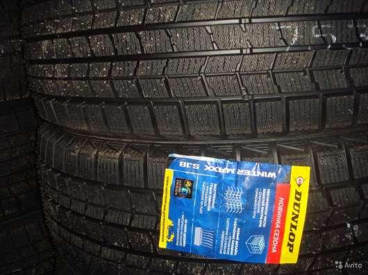 Новые японские Dunlop 275/40 R20 Winter Maxx SJ8