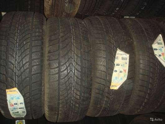 Новые зимние Dunlop 225 55 R17 Winter Sport 4D