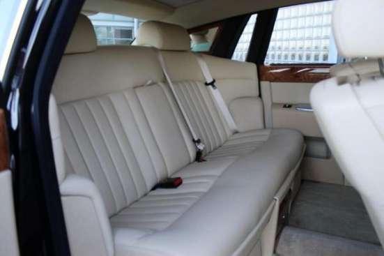 Аренда Rolls Royce Phantom чёрного и белого цвета для любых мероприятий. в г. Астана Фото 2