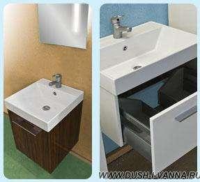 Мебель для ванных комнат в Нижнем Новгороде Фото 1