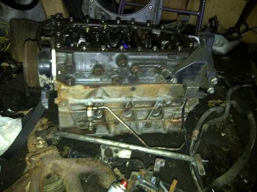 Fiat Dukato низ двигателя 2.8HDI