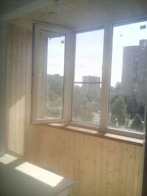 Остекление балконов и лоджий под ключ в Химках Фото 1