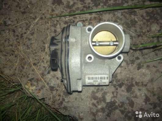 Заслонка дроссельная Ford Fiesta Форд Фиеста 2001-2007