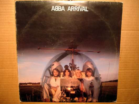 ABBA ‎- Arrival (SW, 1976)