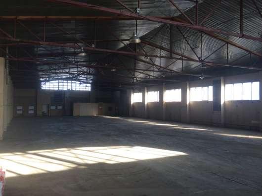 Аренду под склад 968 кв. м
