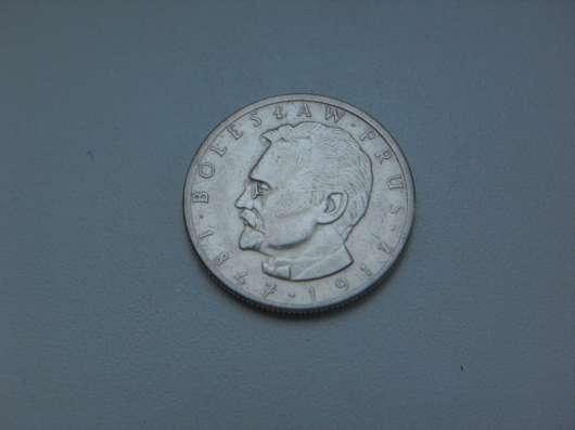 Монета 10 Злотых 1984 год MW Польша в Москве Фото 1