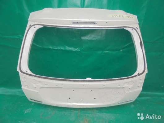 Крышка багажника Mitsubishi Outlander 3