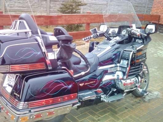 Продам мотоцикл honda