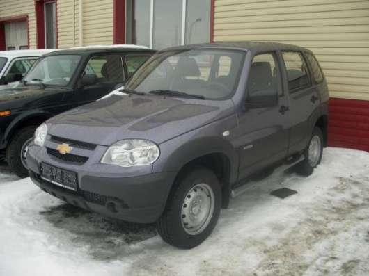 Продажа авто, Chevrolet, Niva, Механика с пробегом 1 км, в Челябинске Фото 2