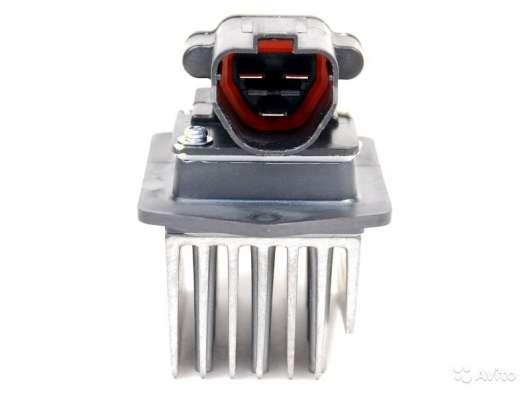 Резистор мотора отопителя ВАЗ 2170 Приора с к/у Панасоник