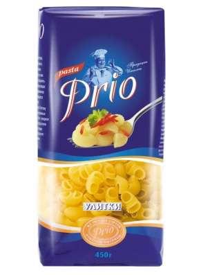 """""""Pasta Prio"""" оптом от производителя. Многолетний опыт работы в Москве Фото 1"""