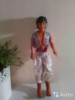 Куклы модельные (герои мультфильмов)