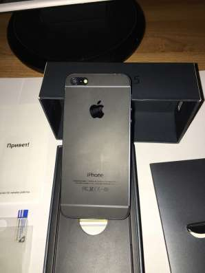 Продам iPhone 5 16gb black в Астрахани Фото 1