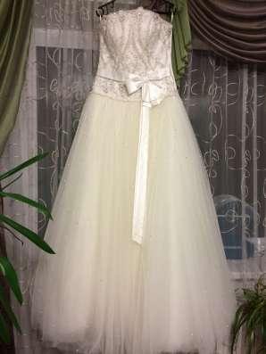 Продам свадебное платье в Пензе Фото 2