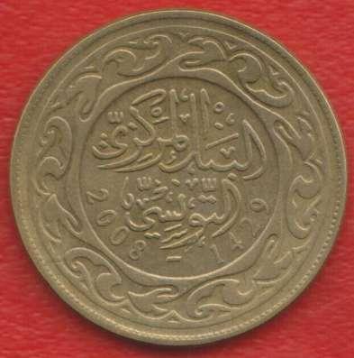 Тунис 100 миллимов 2008 г. в Орле Фото 1