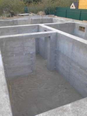 Фундамент в Коломне, Луховицах, Воскресенске, Егорьевске, Озерах Фото 1