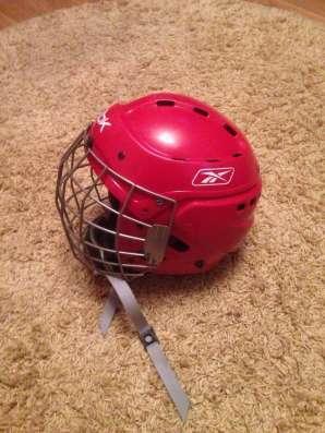 Шлем хоккейный в Красноярске Фото 1