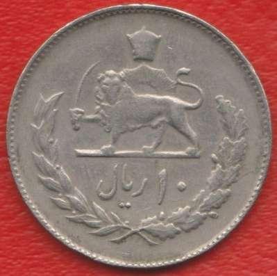 Иран 10 риалов 1354 г. Хиджры 1975 г. Р.Х.