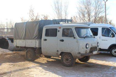 УАЗ-390945 2009 г. вып. в Отличном состоянии