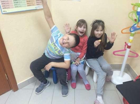 Курсы английского языка для детей от 3-х лет