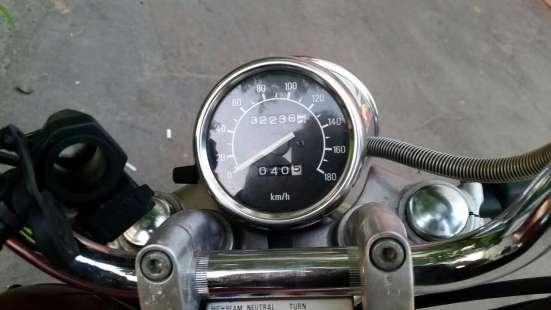 Yamaha XV400 Virago