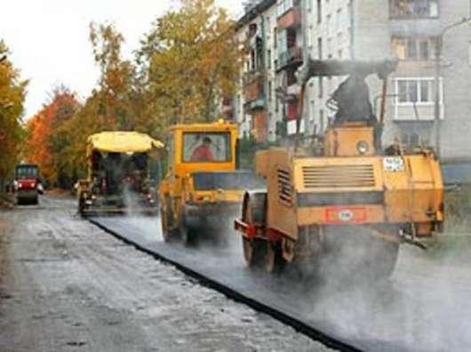 Асфальтирование дорог с компанией СДСУ-1 в Новосибирске Фото 1