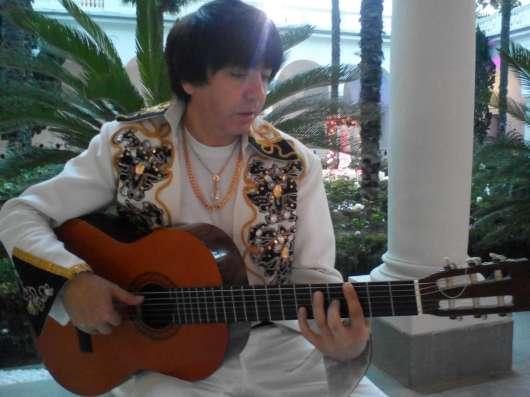 Музыка для красивых дворцов! Услуги артиста-гитариста) в г. Феодосия Фото 1