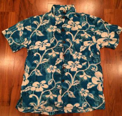 Рубашка летняя р М