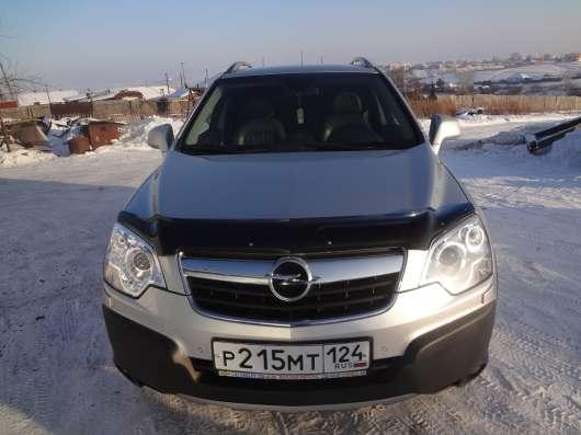 Продажа авто, Opel, Antara, Автомат с пробегом 95000 км, в Красноярске Фото 4