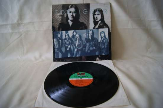 FOREIGNER-1978 Made In W. Germany