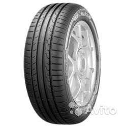 Новые летние Dunlop 205/60 R16 Bluresponse