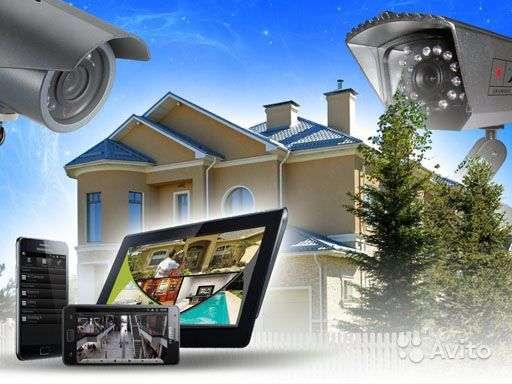 Профессиональный монтаж систем видеонаблюдения, домофонов в Москве Фото 4