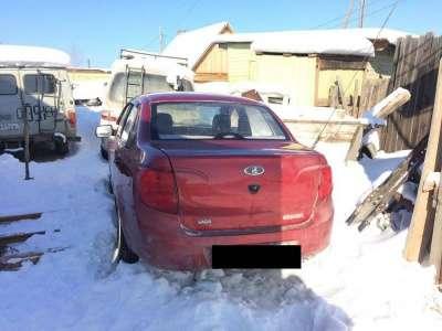 автомобиль ВАЗ 2190 Granta, цена 170 000 руб.,в г. Якутск Фото 3