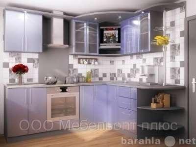 Кухни на заказ в Москве Фото 1