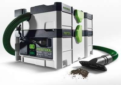 Пылеудаляющий аппарат-систейнер. Festool Festool CTL SYS