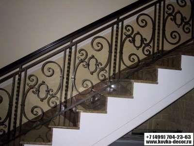 лестницы и перила в Ростове-на-Дону Фото 4