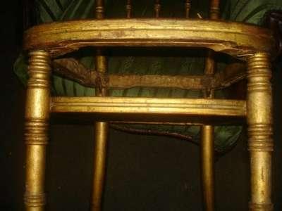 старинный стул фирмы КОНЪ(в реставрацию) в Санкт-Петербурге Фото 2