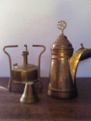 Кофейный набор, турка